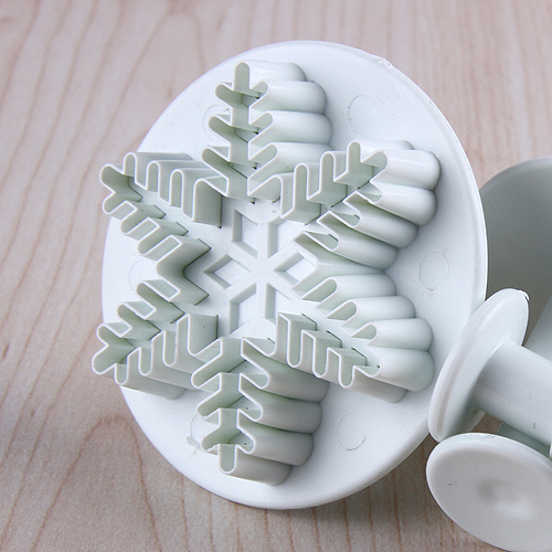 Christmas Cake Decoration Molds : Christmas Cake Decorating Cutter Mold Cookie Baking Mould ...
