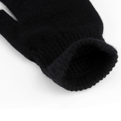 BLK Unisex Touch Screen Knit Gloves Magic Texting Smart Phone Winter Gloves