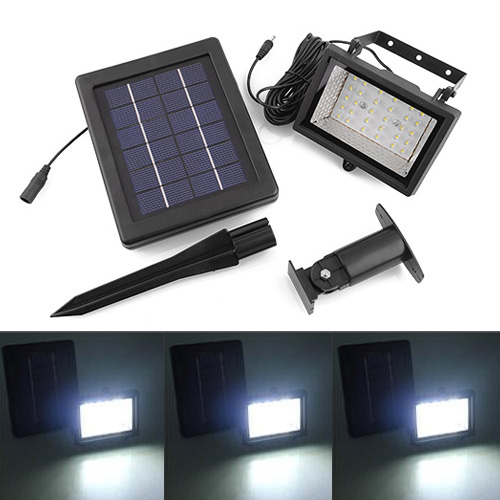 Solar Powered 3/5/6/16/30 LED leds panel  Studios Theaters clubs ROOM Light