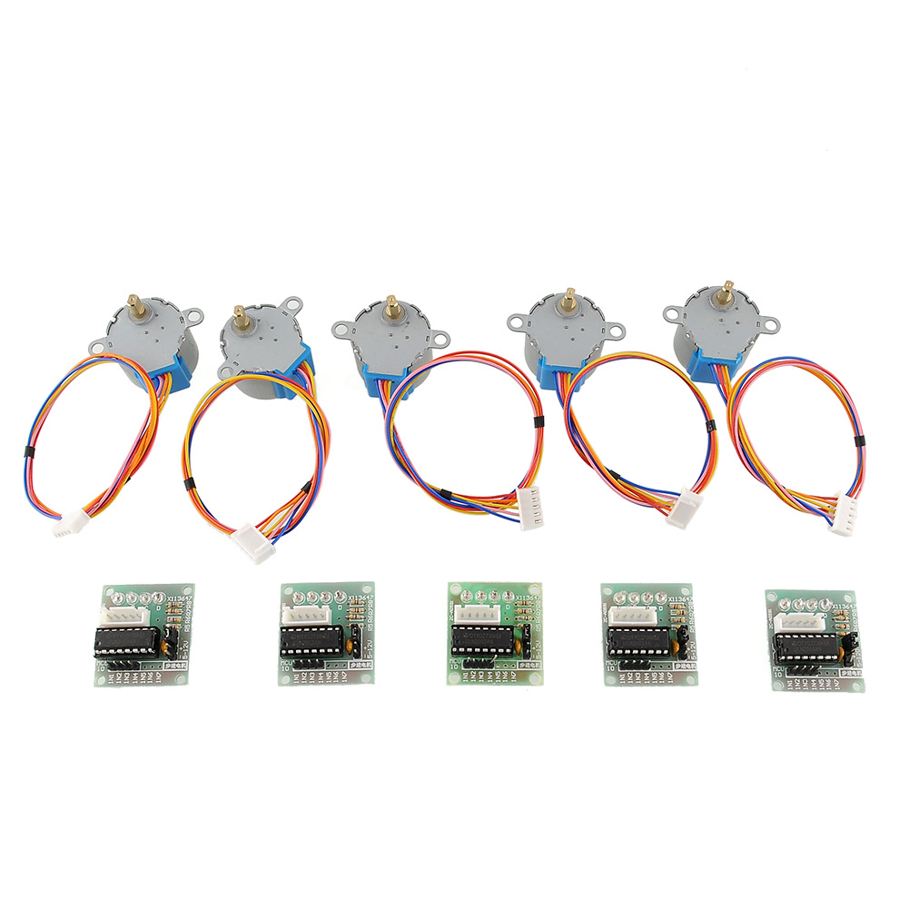 Quality-5X-Stepper-Motor-28BYJ-48-ULN2003-Driver-Module-Board-for-Arduino-HOT