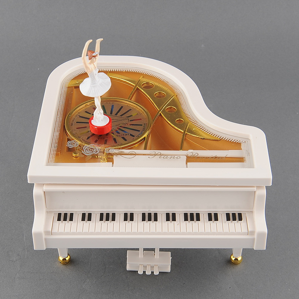 Lovely-White-Piano-Ballet-Dancer-Dancing-Girl-Music-Musical-Box-Valentines-Gift