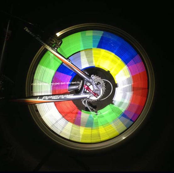 12Pcs-Bicycle-Bike-Cycling-Wheel-Spoke-Tube-Reflector-Reflective-6-Colors-75mm