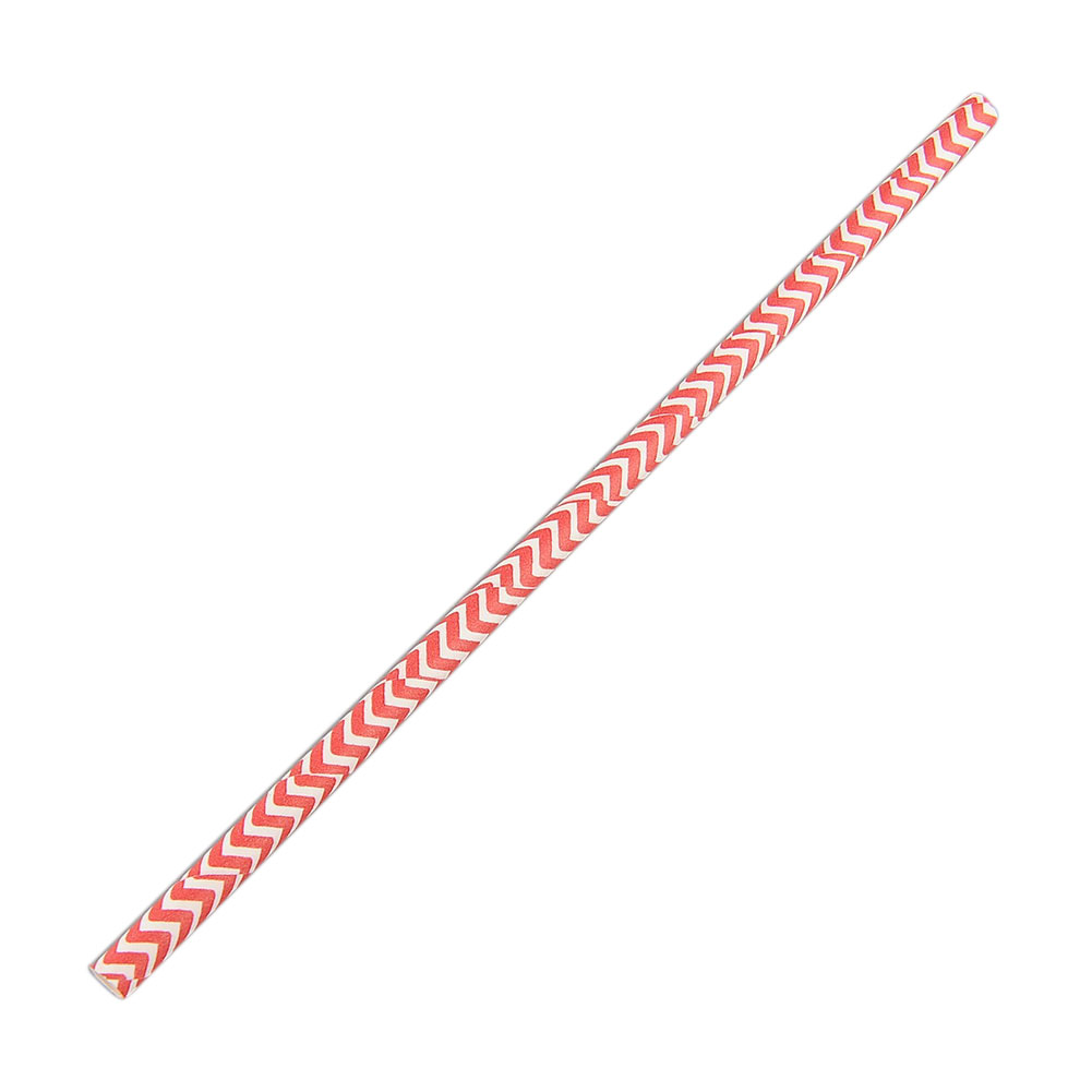 Environmental-25-PCS-Chevron-Striped-Paper-Drinking-Straws-For-Birthday-Party