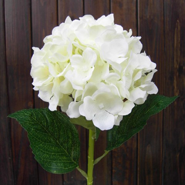 Artificial Silk Floral Flower Bouquet Hydrangea Floral ...