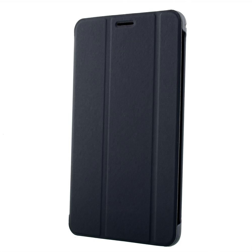 """Leather Case Cover For 2014 Samsung Galaxy Tab4 T230 7.0 7"""" Holster new"""