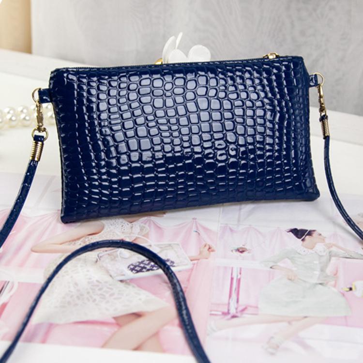 New Women PU Hangbag Messenger Clutch Shoulder Hoho Bags Purse Wallet Bag
