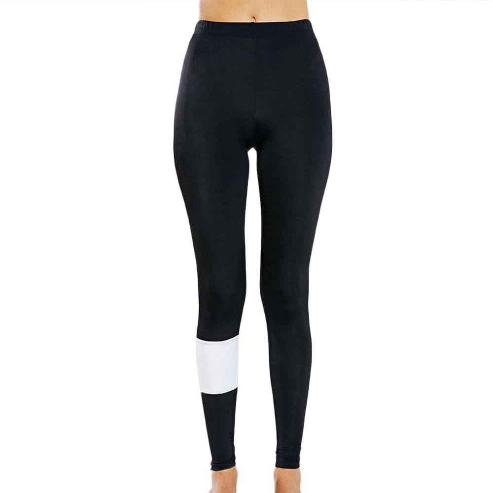 neu damen fitness tights elastic sport leggings pants. Black Bedroom Furniture Sets. Home Design Ideas