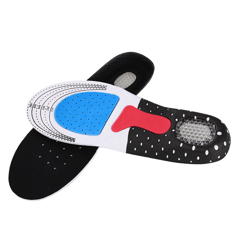 1pair-Adorable-Men-039-s-Running-Hiking-Shoes-Insoles-Thicken-Damping-Pads