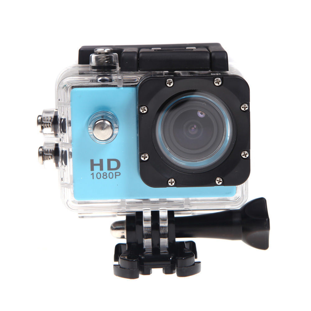Sj4000 2 0 inch waterproof helmet sports dv action hd for Camera camera