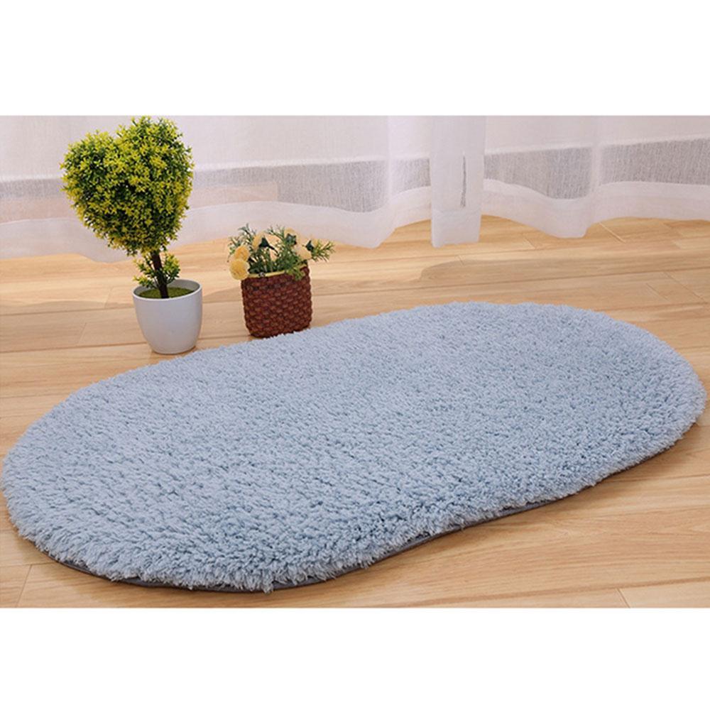40 60cm anti slip fluffy home bedroom floor carpet soft for Soft carpet for bedrooms