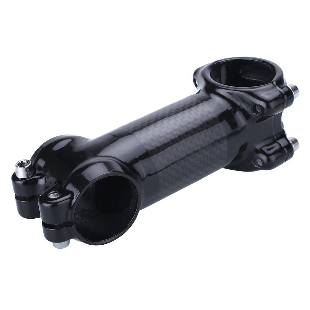 Bike carbon fiber alloy handlebar stem 80 90 100 110mm 31 for Motor cycle handle bars