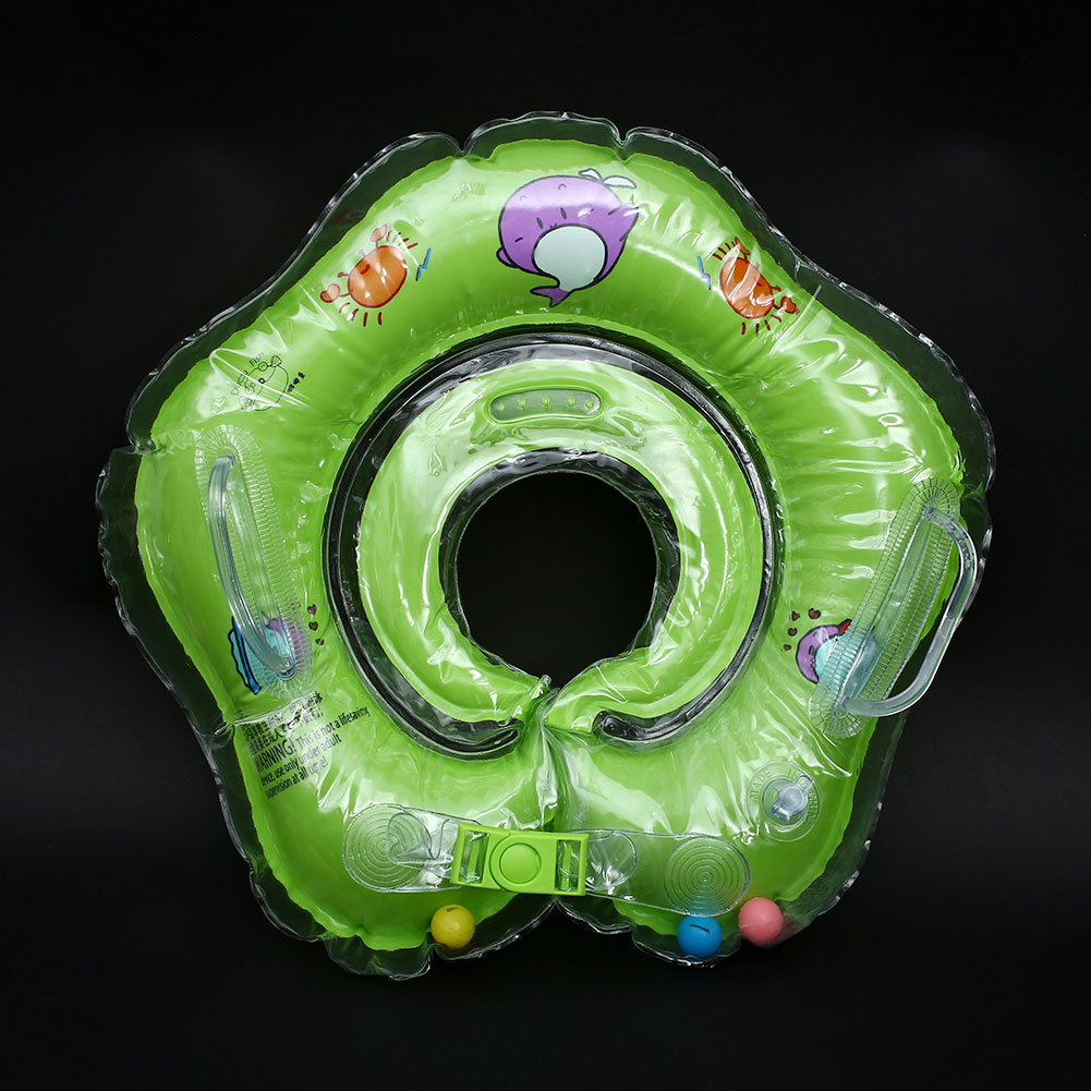 0769-Baby-Bath-Swimming-Neck-Float-Inflatable-Ring-Tube-Adjustable-Safety-Aids
