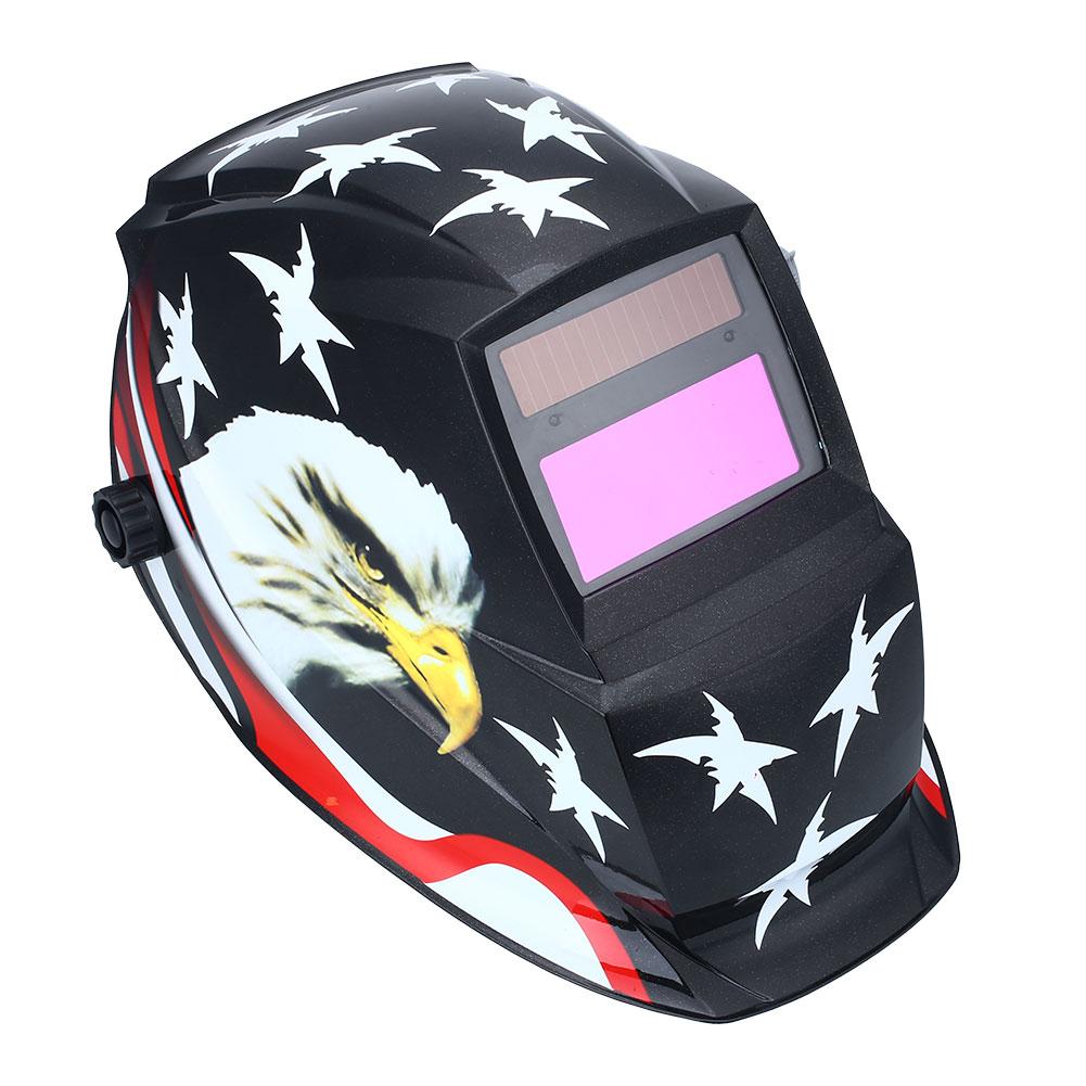 Auto Darkening Solar welders Welding Helmet Mask with