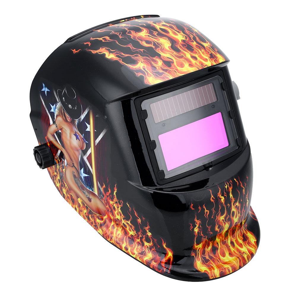 Hot sale 2018 New Pro Solar Welder Mask Auto Darkening