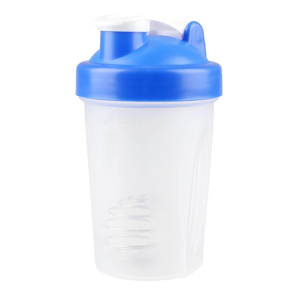 Protein Shaker Net: 400ml Smart Shake Gym Protein Shaker Mixer Cup Potable