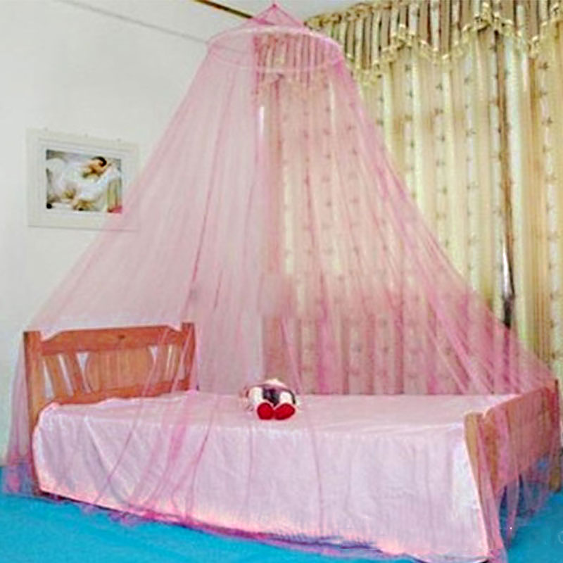 New-Canopy-Bed-Netting-Mosquito-Bedding-Net-Baby- & New Canopy Bed Netting Mosquito Bedding Net Baby Kids Reading Play ...