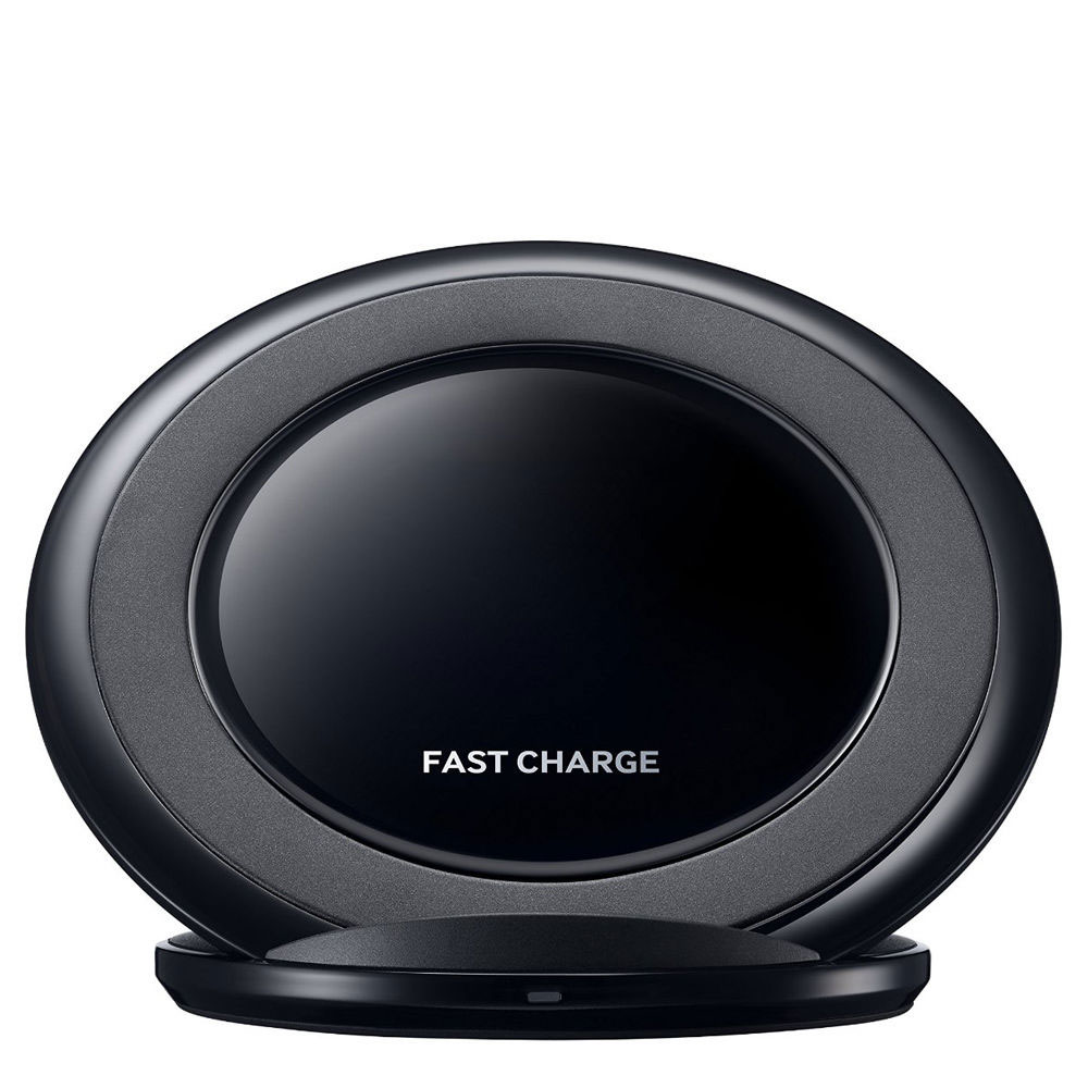 genuine qi wireless charger charging pad plate for samsung. Black Bedroom Furniture Sets. Home Design Ideas