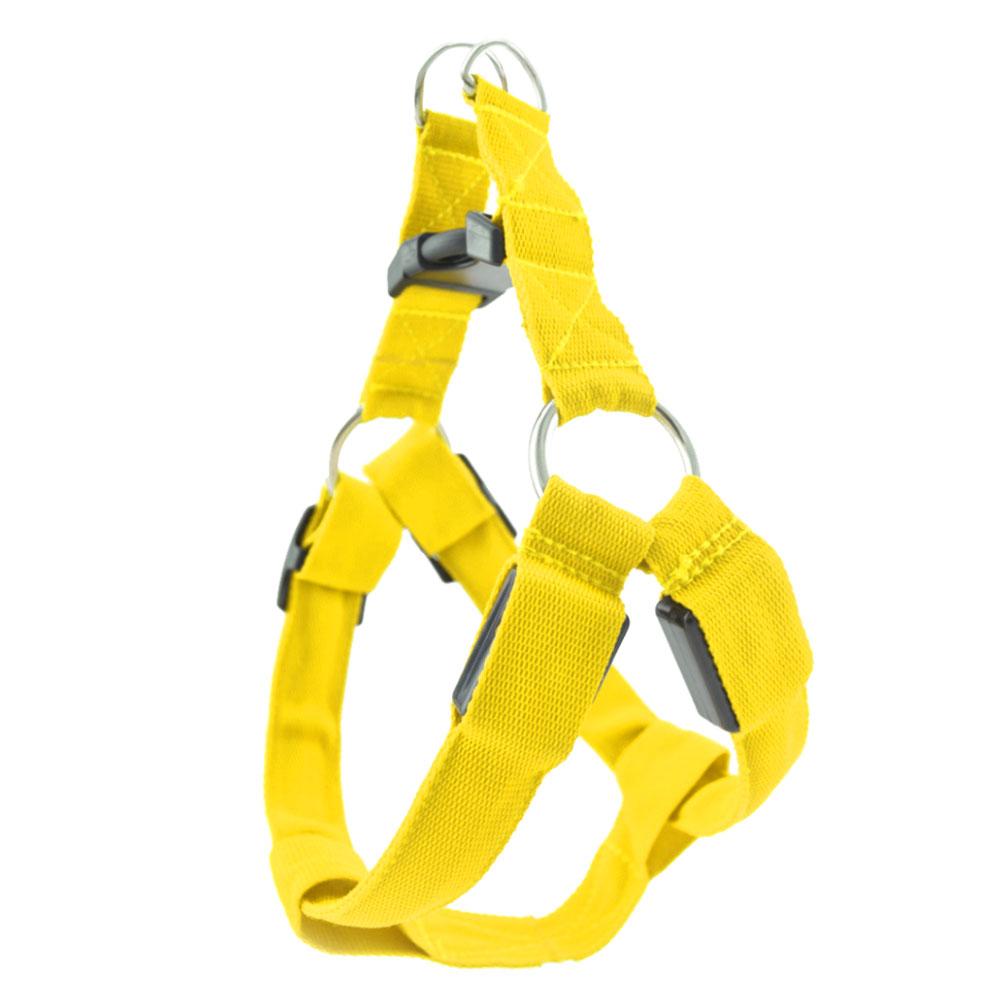 Led-feu-clignotant-pet-chien-chat-harnais-gilet-de-securite-en-nylon-laisse-corde-ceinture