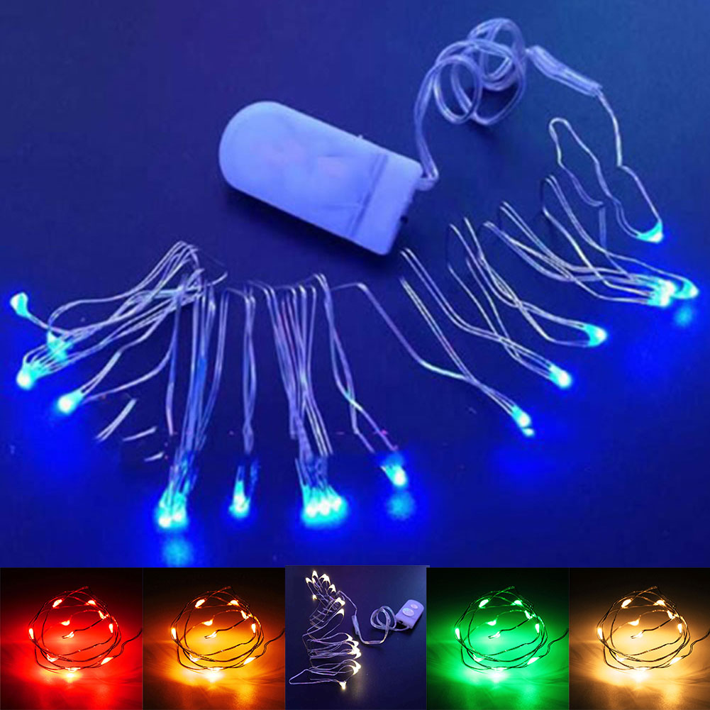 4331-1M-10LED-Copper-Wire-String-Strip-Fairy-Lights-For-Christmas-Waterproof
