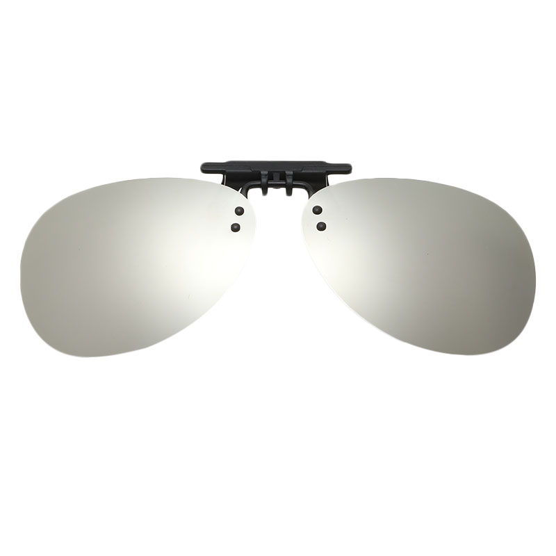 6871-Women-Men-Unisex-Eyeglasses-UV-Blocking-Clip-on-Flip-up-Pilot-Sunglasses
