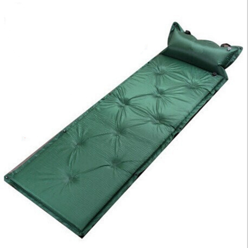 Air Self Inflating Foldable Single Outdoor Camping