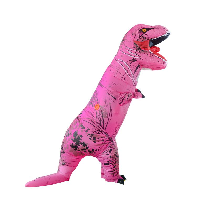 Nika Bear Model Pink Dino 1