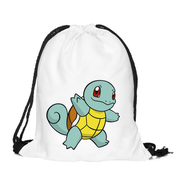 030E-Pokemon-Go-Drawstring-Backpack-Cinch-Sack-Gym-Tote-Sport-Bag-Pack-Storage