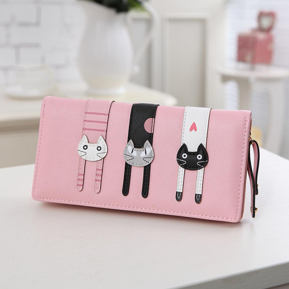 Woman-Boho-Clutch-Casual-Fashion-Long-ID-Card-Handbags-Wallet-Purse-Bag