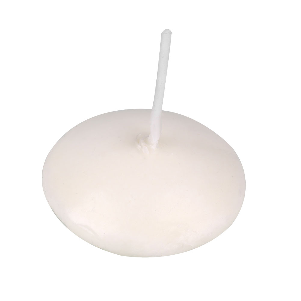 20pcs Unscented Floating Water Candles Home Decor Wedding