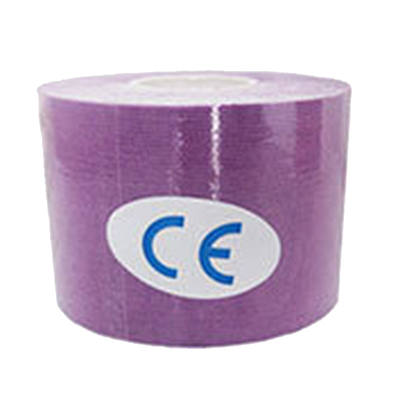 0EA2-Elastic-Sports-Tape-Roll-Kinesiology-Physio-Muscle-Strain-Injury-Support