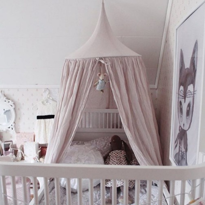 Canopy bed netting mosquito bedding net dome children - Canopy tent with mosquito net ...