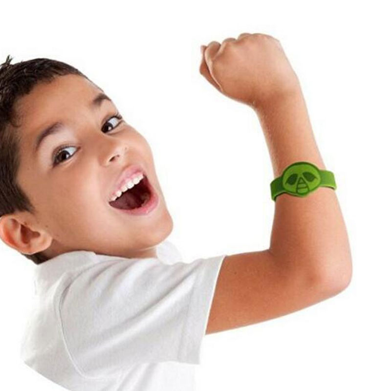Pj Masks Wrist Band Toy Figure Costumes Silicone Bracelet For Kids