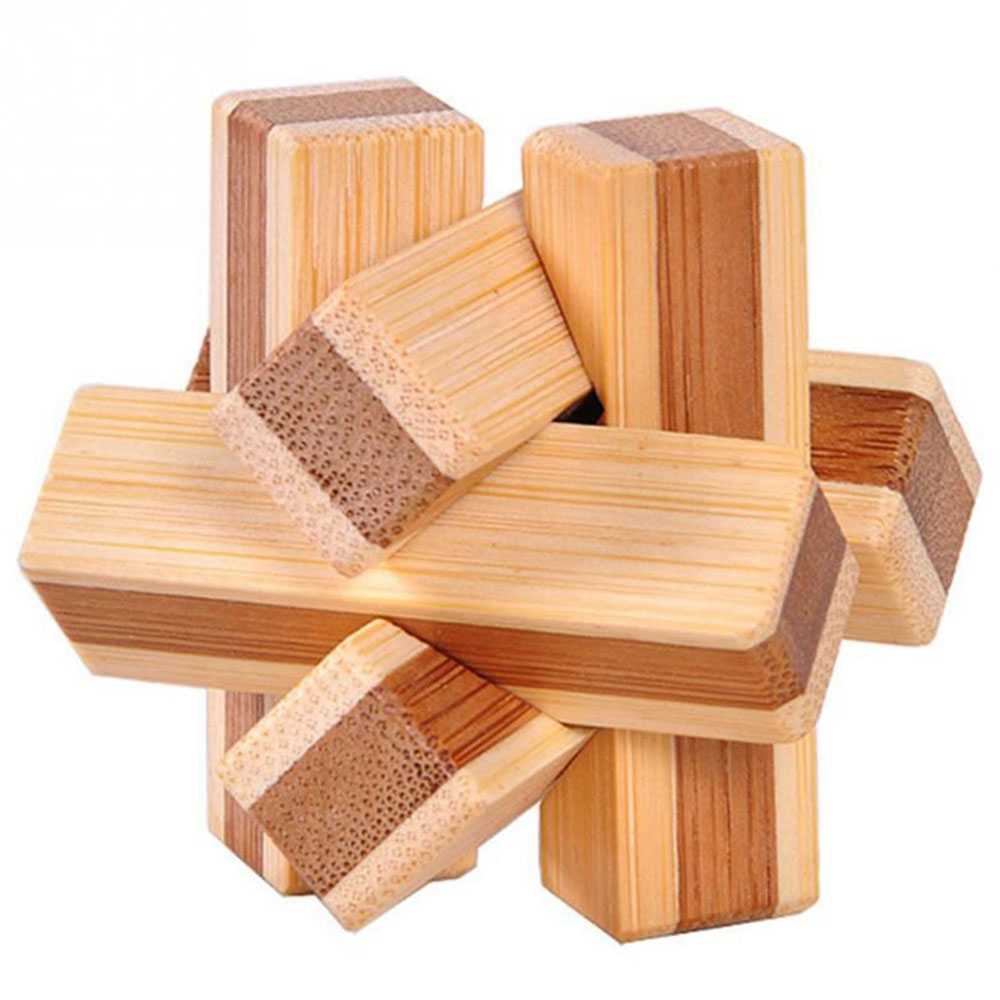 how to solve bamboo puzzle