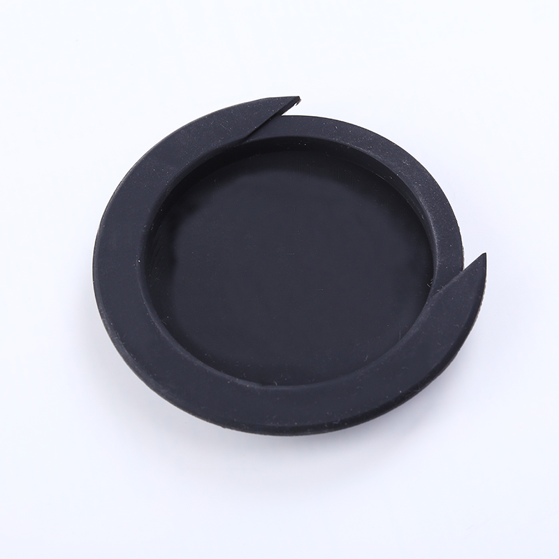 6077-Black-Acoustic-Electric-Guitar-Sound-Hole-Cover-Block-Plug-Accessories