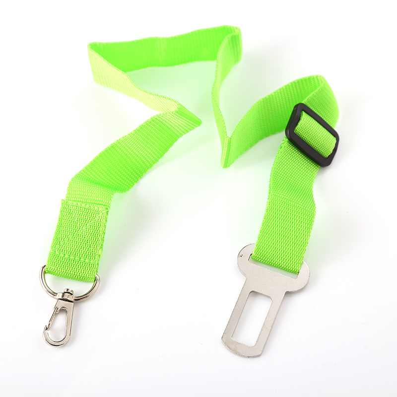 1056-Dog-Safety-Belt-Car-Strap-Seatbelt-Adjustable-Harness-Travel-Pet-Supply