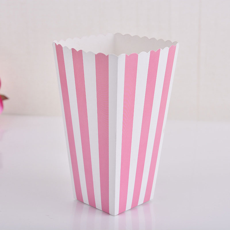 464F-12pcs-Popcorn-Striped-Paper-Boxes-Candy-Treat-Bags-Movie-Birthday-Party-AU