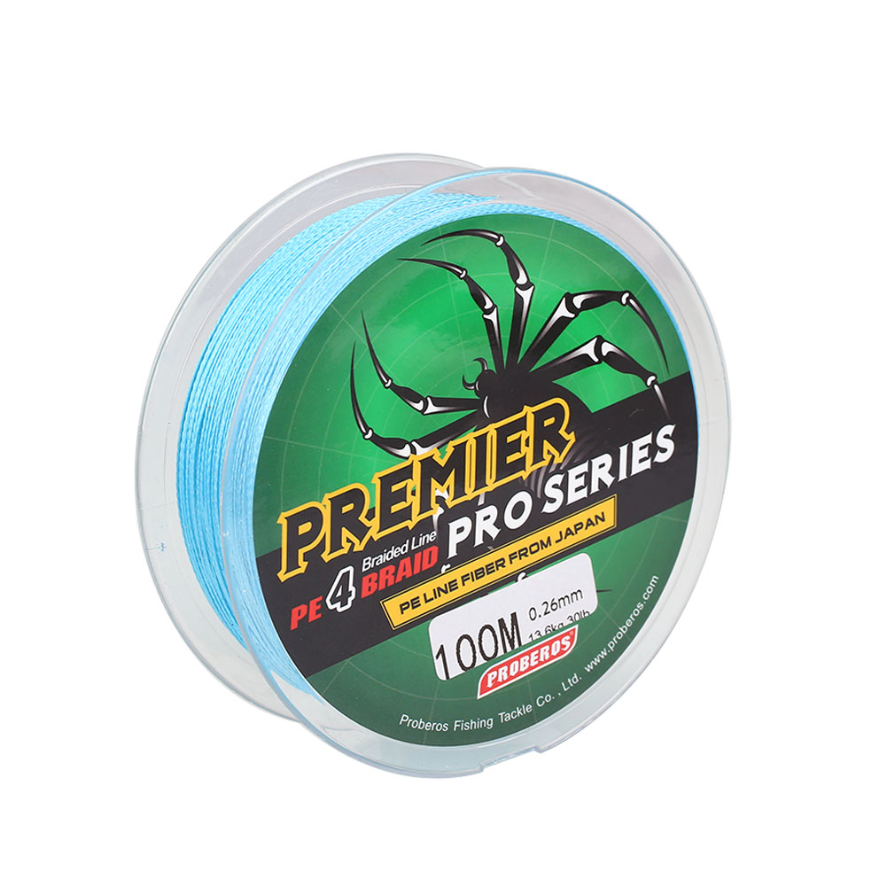42AF-Spiderwire-Braid-Fishing-Line-PE-Pro-Series-30Lb-100m-Spool-Fishing-Tools