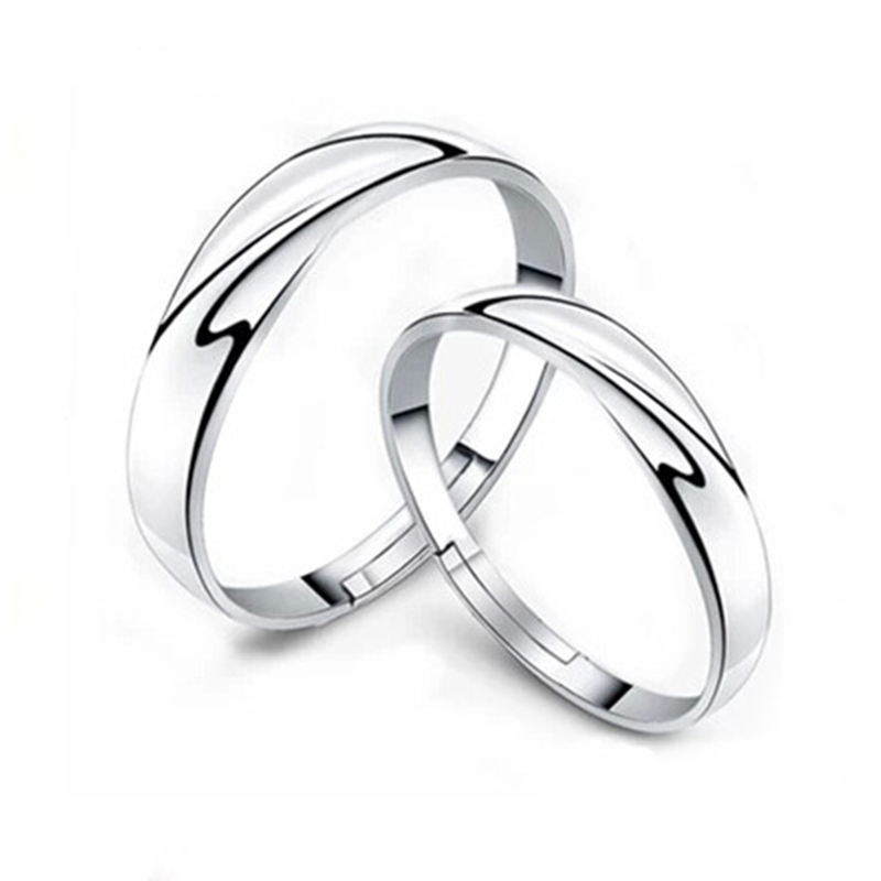 C378-Men-Women-Fashion-Alloy-Silver-Solid-Finger-Ring-Jewelry-Access-Engagement