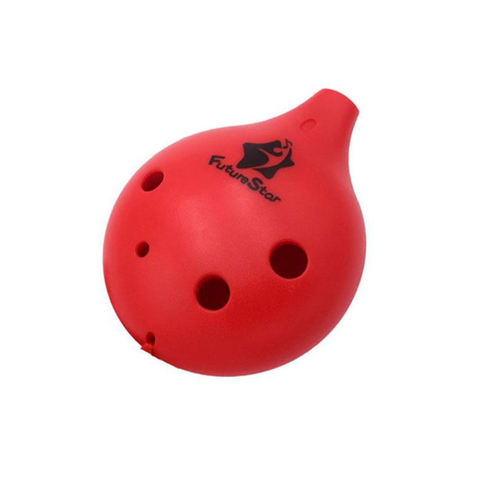 49CB-Mini-5-Color-6-Hole-Pottery-Alto-Ocarina-Children-039-s-Musical-Instruments