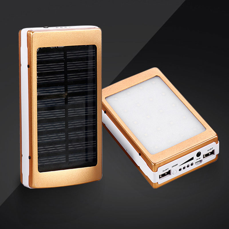 9D49-Multifunctional-Camping-LED-Light-Solar-Power-Bank-Charger-Case-DIY-Kits