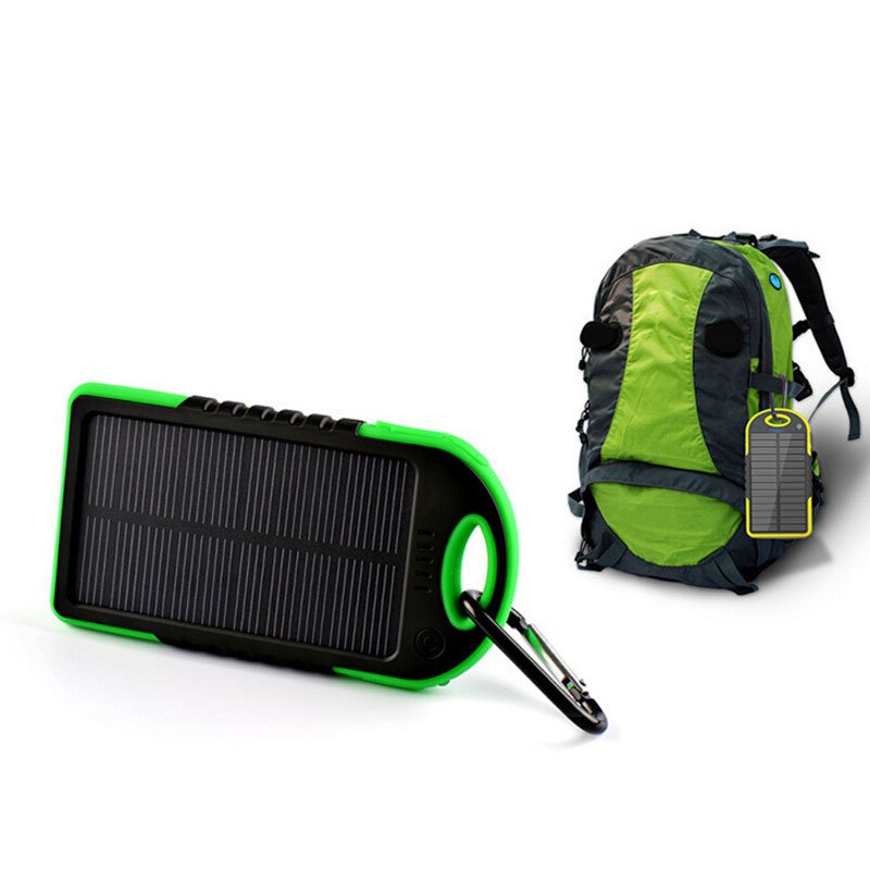 5462-Outdoor-Camping-Tent-Lamp-Dual-USB-Solar-Power-Bank-Case-DIY-Material-Kits