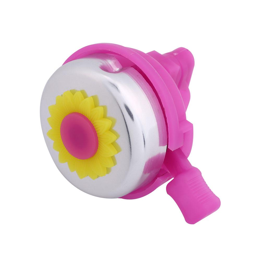 1E97-Sunflower-Shaped-Boys-Girls-Bike-Bicycle-Cycling-Bell-Ring-Hoorn-Alarm