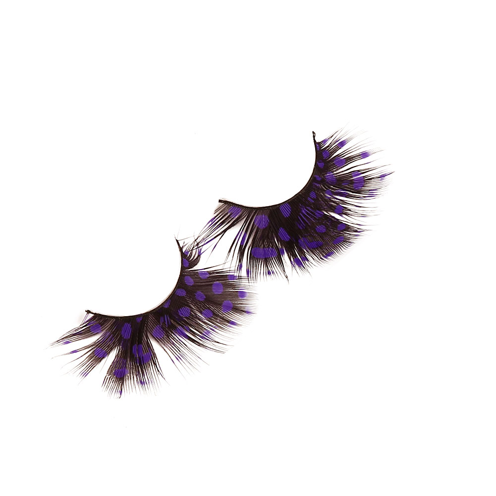 DBF3-Women-039-s-False-Eyelashes-Feather-Eye-Lash-Special-For-Party-Beauty-Makeup