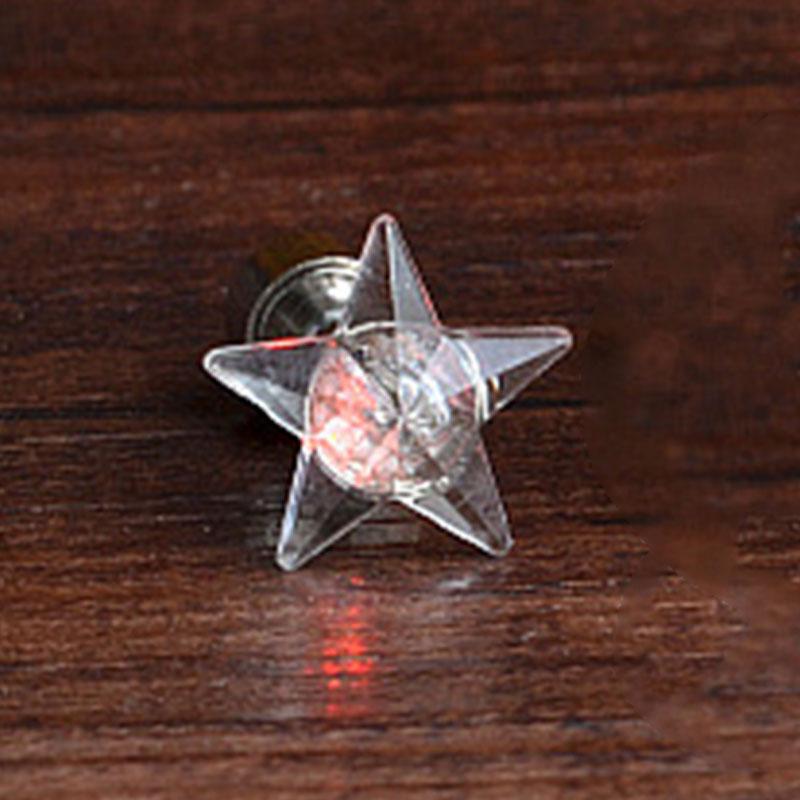 92A6-Women-Five-Point-Star-LED-Light-Up-Glowing-Earrings-EarStud-LED-Jewelry