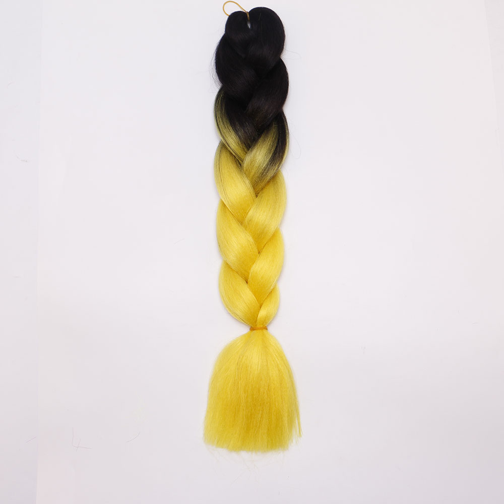 CEB1-24inch-Synthetic-Braids-55-Colors-Available-Straight-For-Female-Colorful