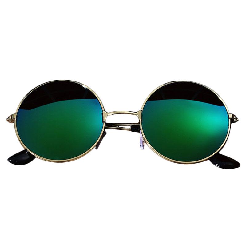 36B7-Men-Women-Retro-Vintage-Round-Mirrored-Sunglasses-Eyewear-Outdoor-Glasses