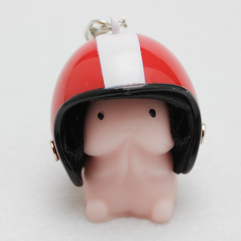 46CD-DingDing-Helmet-Squeeze-Squishy-Venting-Decompression-Fun-Toys-Mini-Whimsy