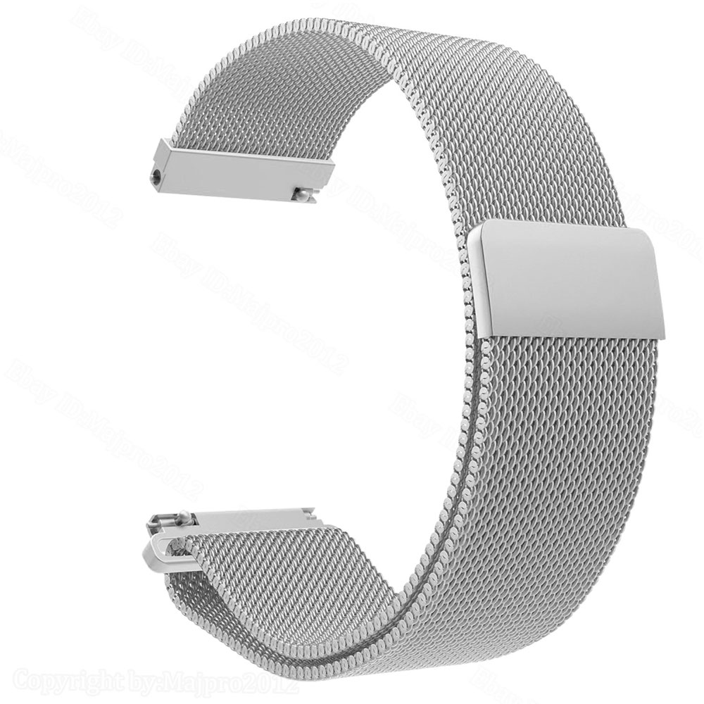03D9-Milanese-Watch-Strap-Loop-Wrist-Band-For-Samsung-Gear-S3-Classic-Frontier