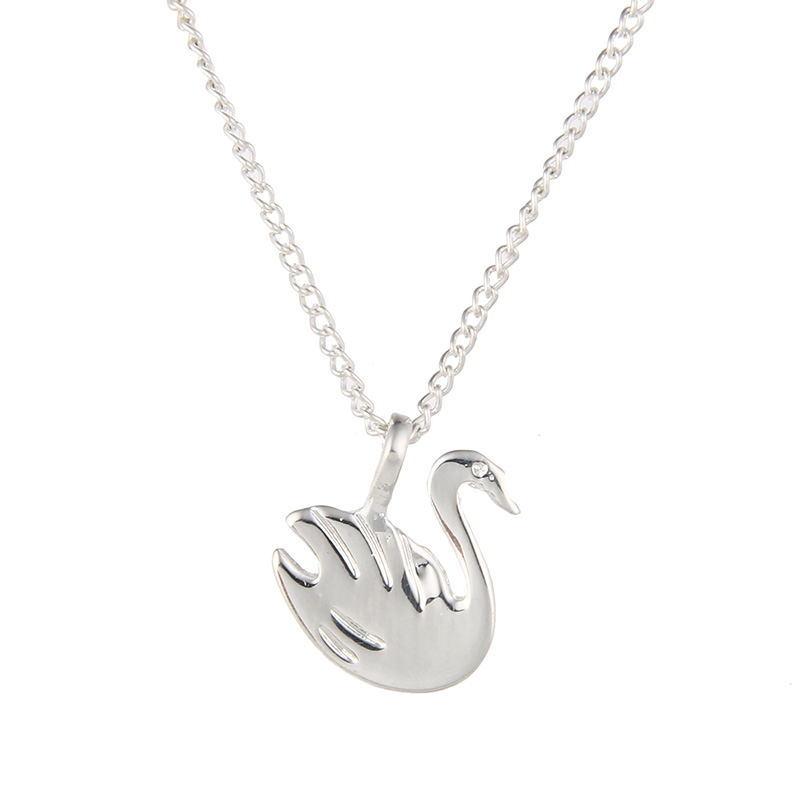 DE5D-Fashion-Women-Swan-Necklace-Pendant-Elegent-Alloy-Beauty-Luxury-Accessory
