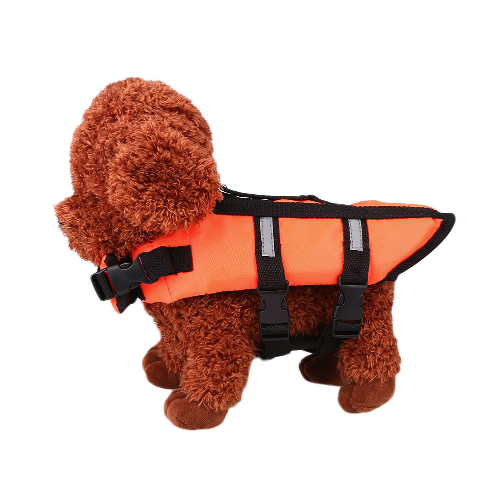 0421-Outdoor-Pet-Dog-Float-Life-Jacket-Vests-Wear-Safety-Clothes-Breathable